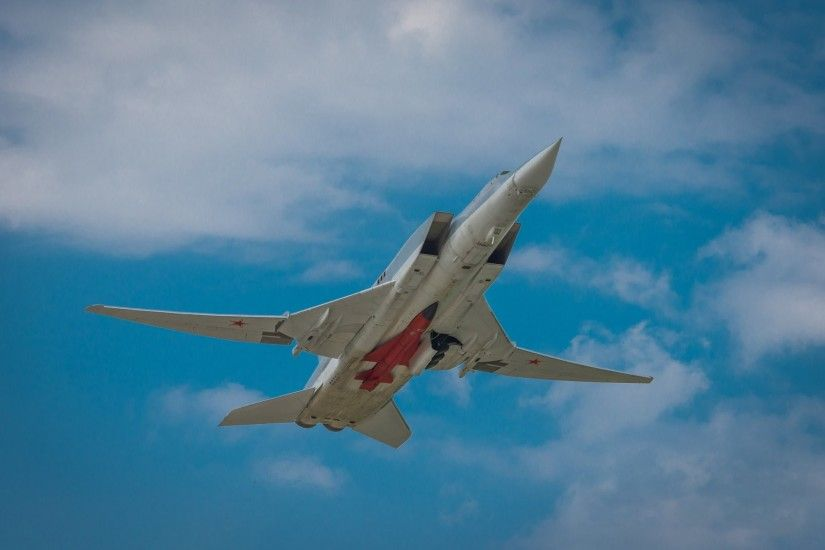 tu-22m3 later on supersonic missile -bomber sky