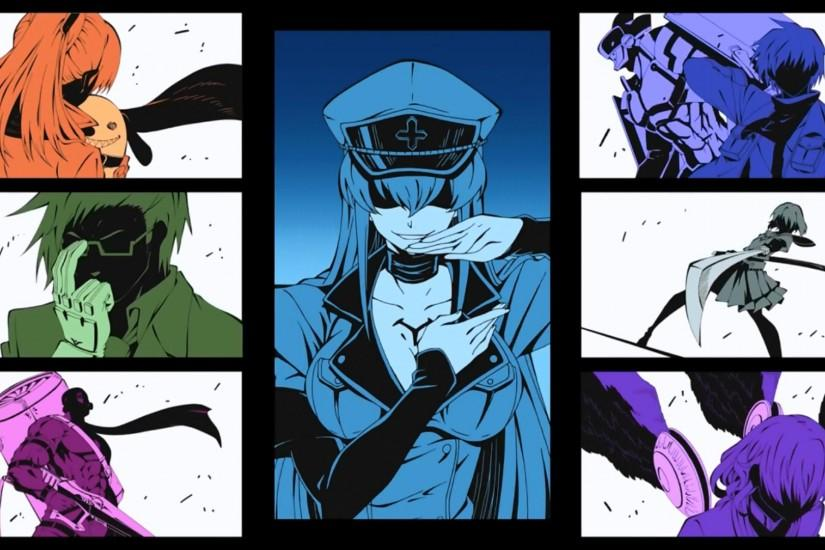 ... as Esdeath's ' ...