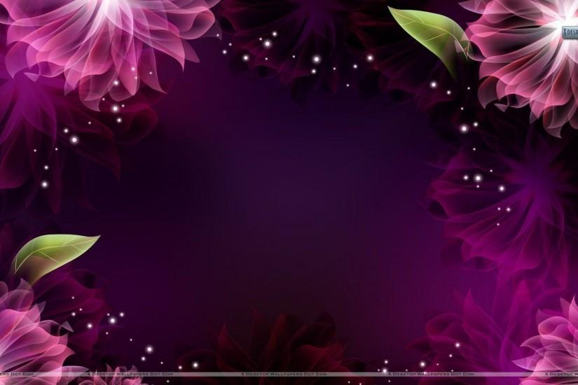 download free flowers background 1920x1080