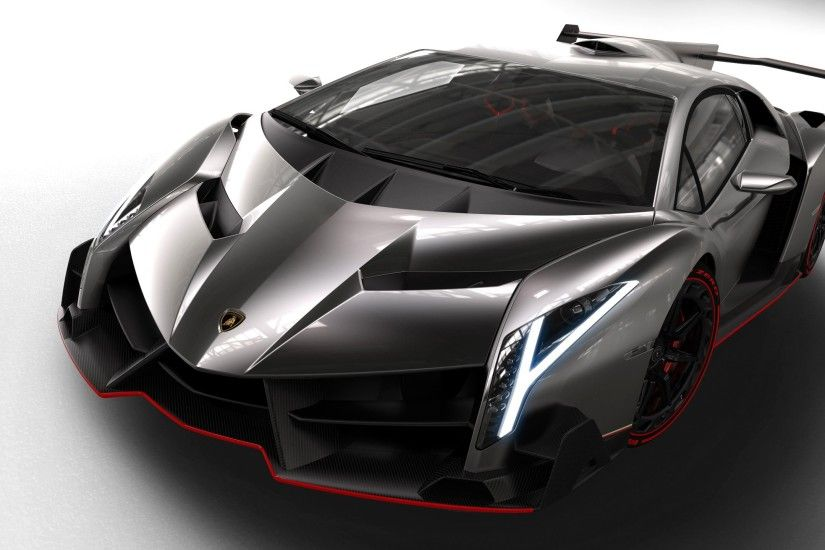 Lamborghini Veneno 2013 Wallpaper in Resolution