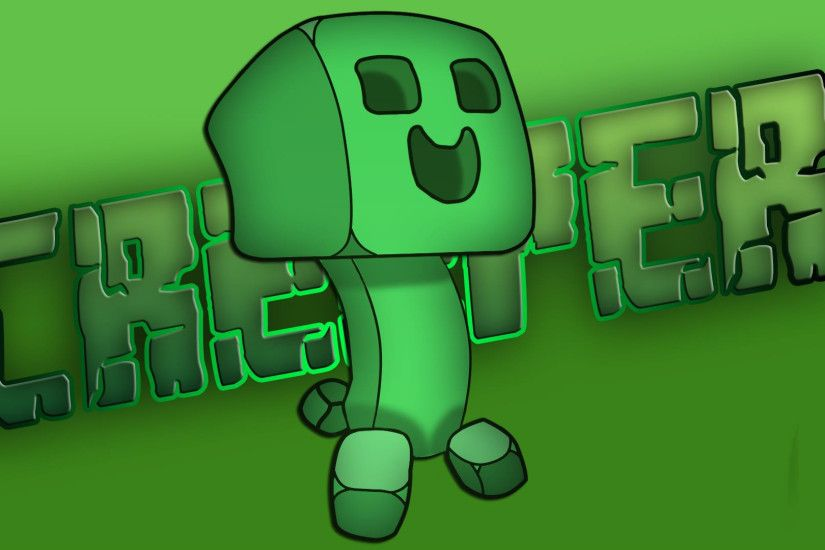 minecraft creeper wallpaper #497787 .