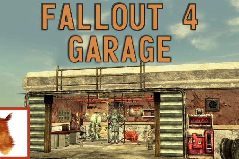 Fallout (4) - The Garage