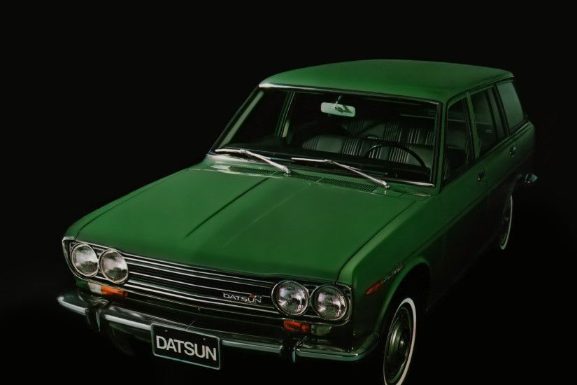 Datsun 1600 Station Wagon (510) 1968–74 wallpapers (2048 x 1536)