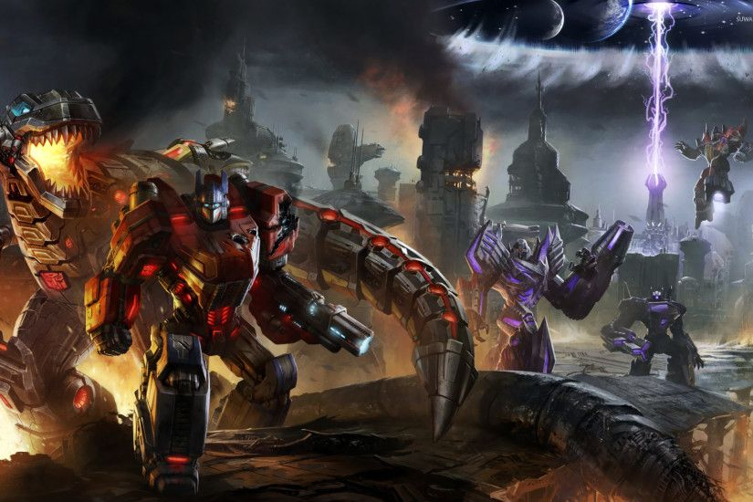 Transformers: Fall of Cybertron wallpaper