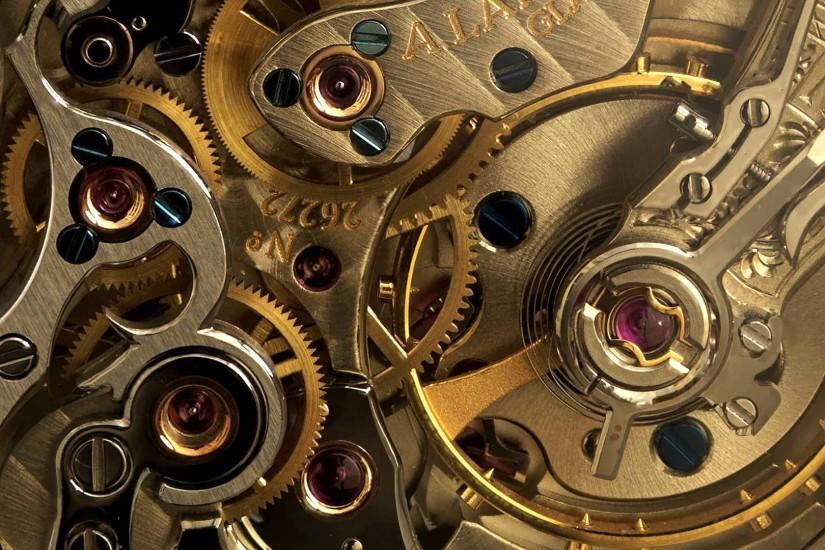 Pix For > Steampunk Gears Background