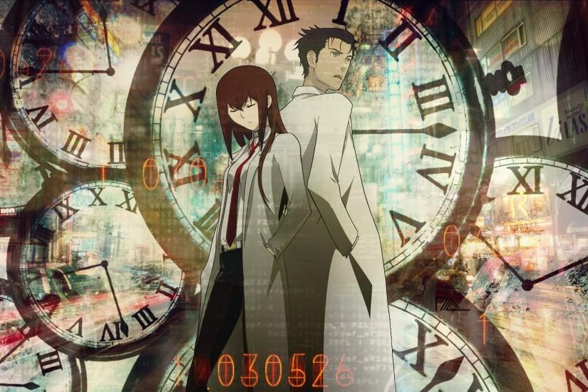 free steins gate wallpaper 1920x1080 for phones
