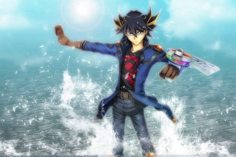 Yu-Gi-Oh 5Ds images Yusei HD wallpaper and background photos
