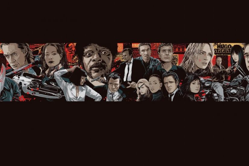 Pulp Fiction Wallpaper 770366