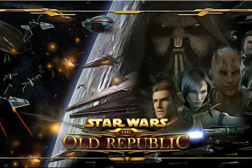 Star Wars The Old Republic Wallpaper 29049 Wallpaper - Res .