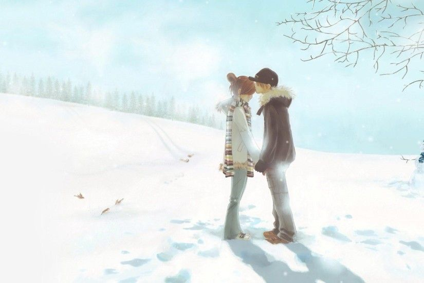 Cute Anime Couple Wallpaper 18880 Wallpapers | Free Coolz HD Wallpaper