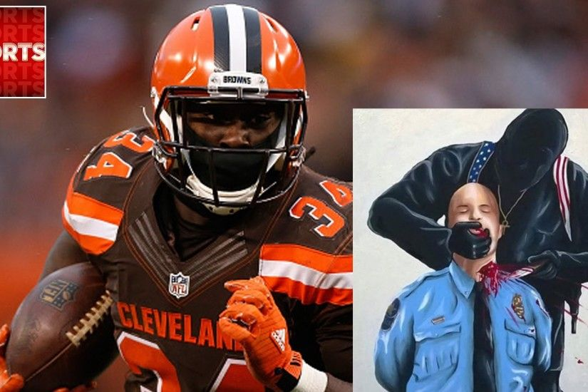 Browns Police Were Going to Boycott Games After GRAPHIC CROWELL INSTAGRAM  POST