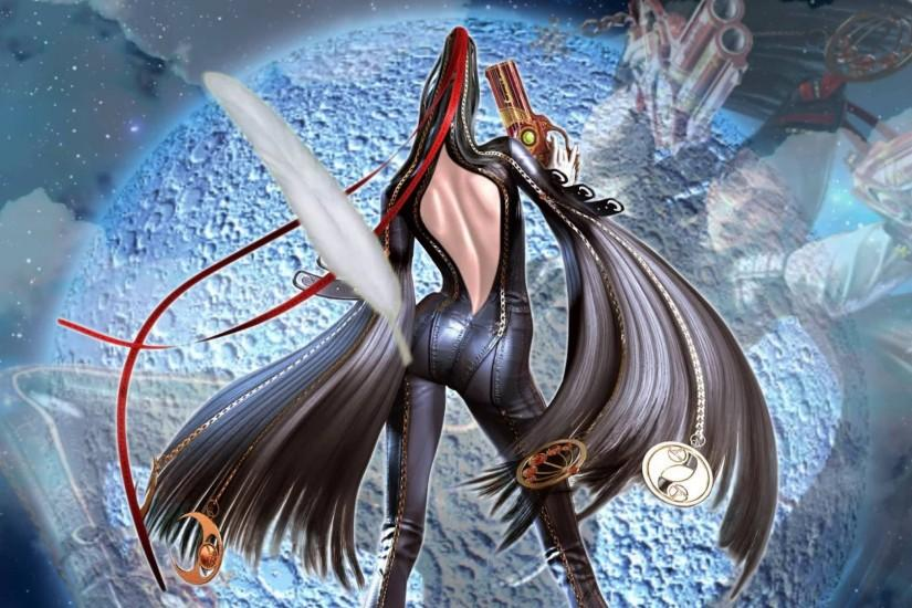 free bayonetta wallpaper 1920x1080
