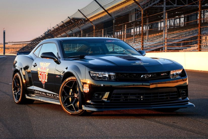 2014 Chevrolet Camaro Z28 Indy 500 Pace Car