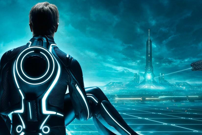 widescreen tron wallpaper 3200x1200