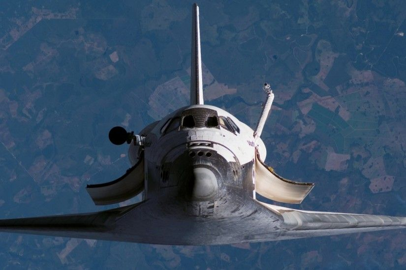 1920x1080 Space Shuttle. How to set wallpaper on your desktop? Click the  download link from above and set the wallpaper on the desktop from your OS.