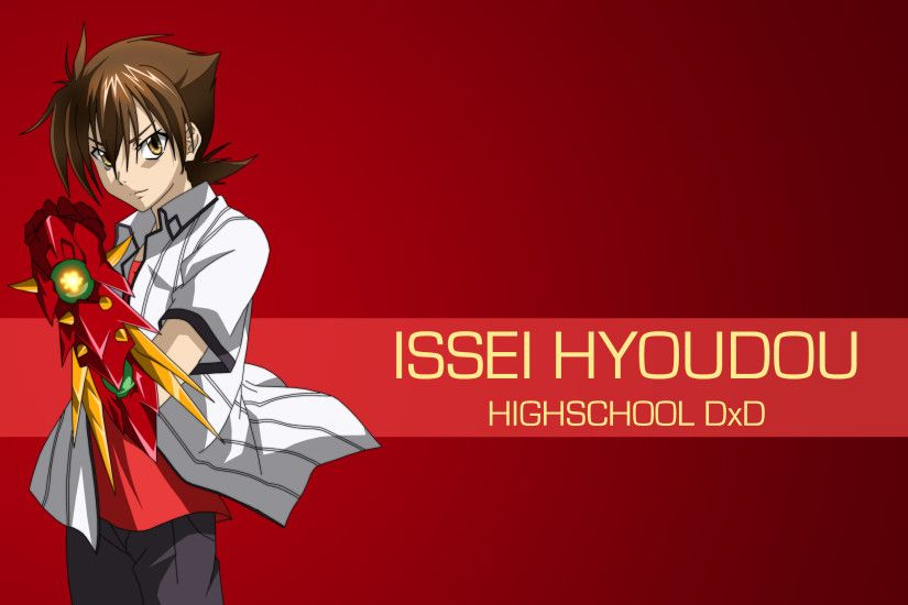 Anime - High School DxD Issei Hyoudou Wallpaper