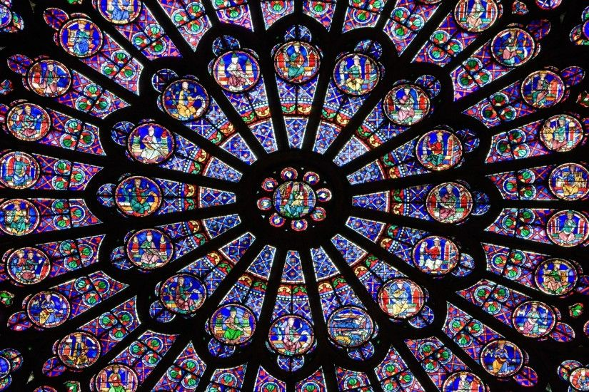 Chartres Cathedral wallpaper 5