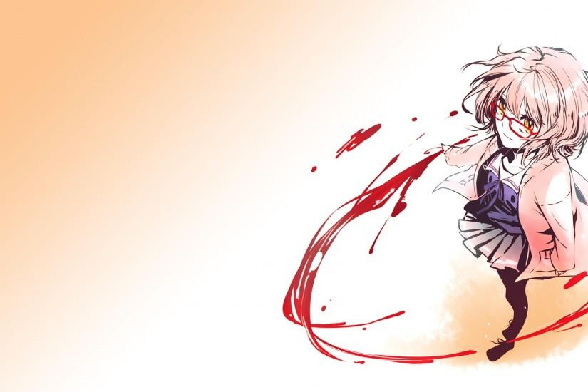 Beyond the Boundary, Short Hair, Solo, Kyoukai No Kanata, Wallpaper