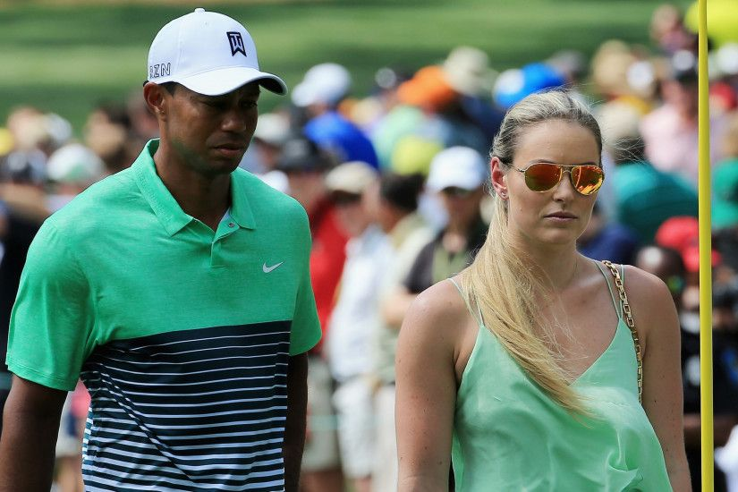 Tiger Woods and Lindsey Vonn break up, citing their 'hectic lives' - LA  Times