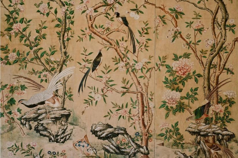 Chinese Wallpaper… | The Æsthetic Antiquarian