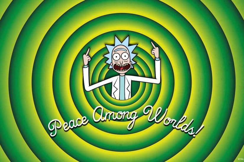 Rick And Morty Wallpaper 1920x1080 ① Download Free Beautiful Hd