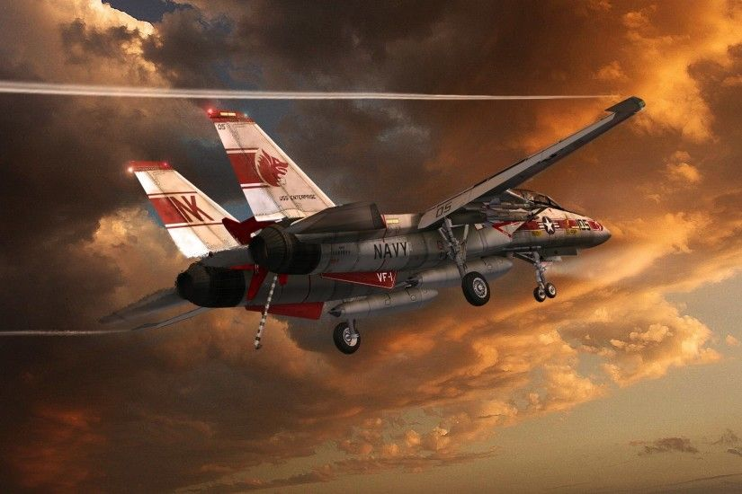 grumman f 14 tomcat backround: Wallpapers Collection, 456 kB - Arch Robin