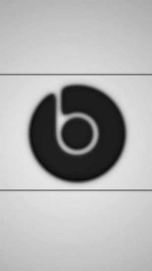 Beats by dre dark Xperia Z2 Wallpapers