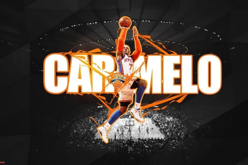 Animals For > Carmelo Anthony Logo Wallpaper