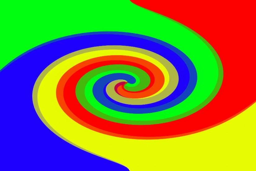 Spiral psychedelic. Background from a spiral. Motion Background -  VideoBlocks