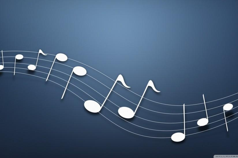 music notes wallpaper 2400x1350 windows 10