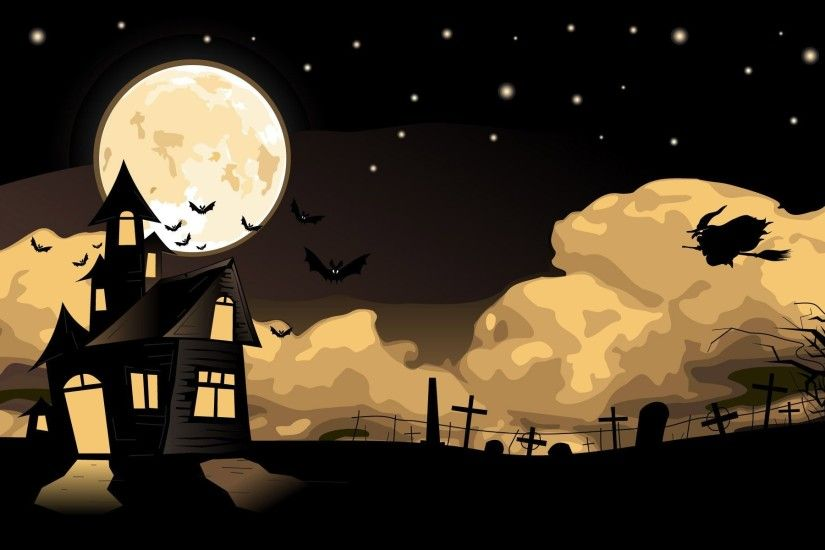 Halloween hd wallpaper free download