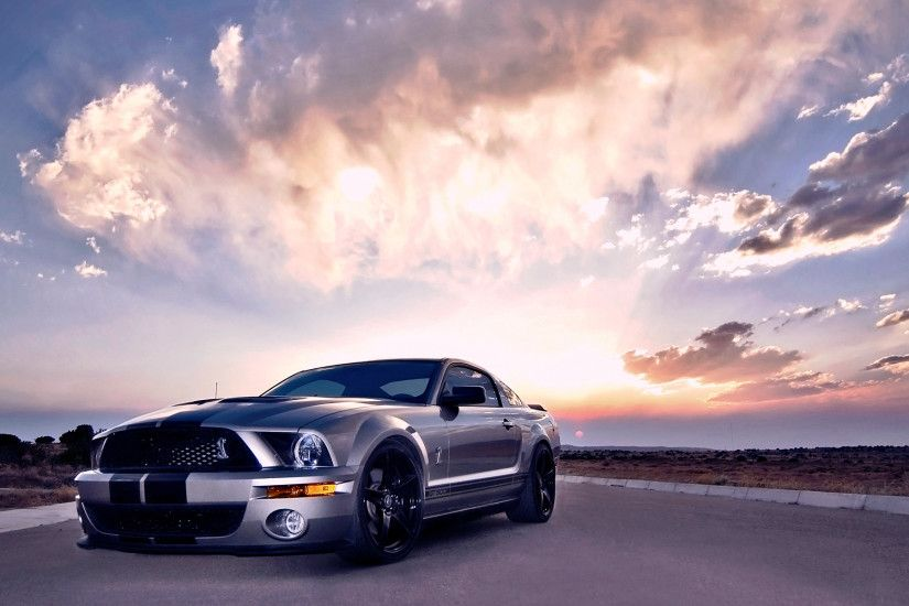 Cars Wallpapers : Ford Mustang GT500 Shelby Cobra Cool Wallpaper HD .