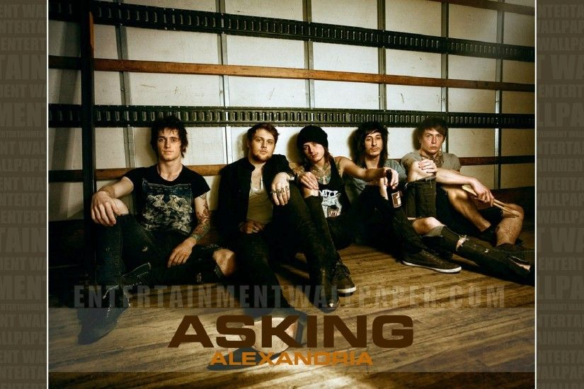 Asking Alexandria Wallpaper - Original size, download now.