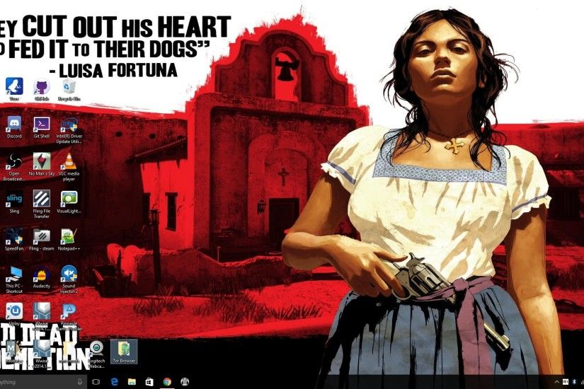 Ive had Red Dead Redemption wallpapers on rotation since The first Red Dead  ...