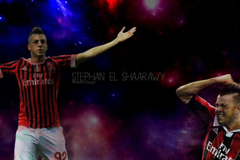... Stephan El Shaarawy Wallpaper - MrSetro by MrSetro