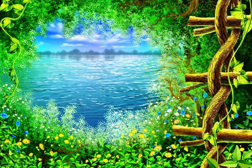 jungle background 1920x1253 windows xp