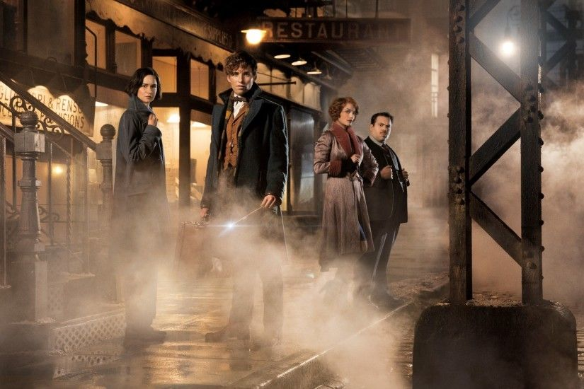 ... Wallpapers Fantastic Beasts and Where to Find Them widescreen  wallpapersFantastic Beasts and Where to Find Them widescreen
