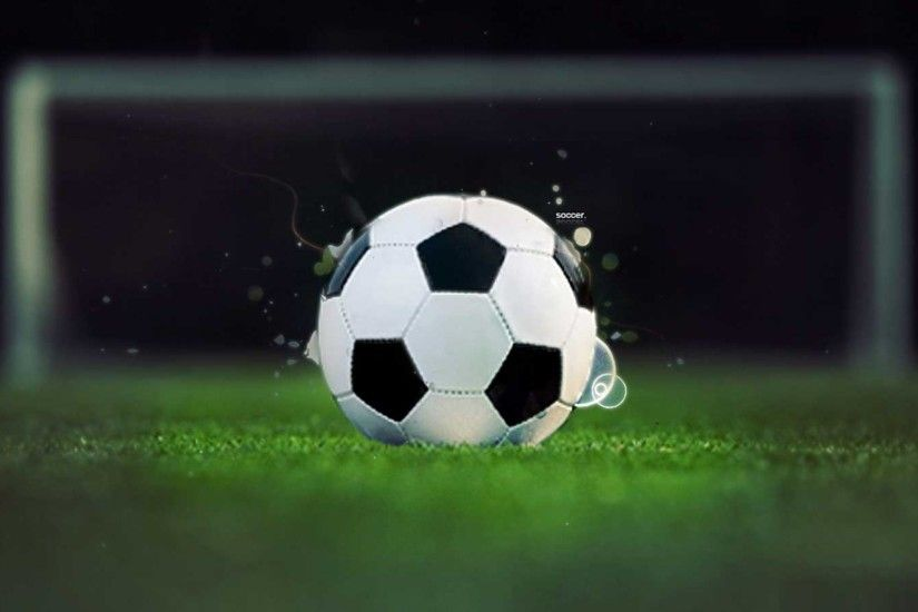 Soccer Ball Wallpaper Â« Desktop Background Wallpapers HD