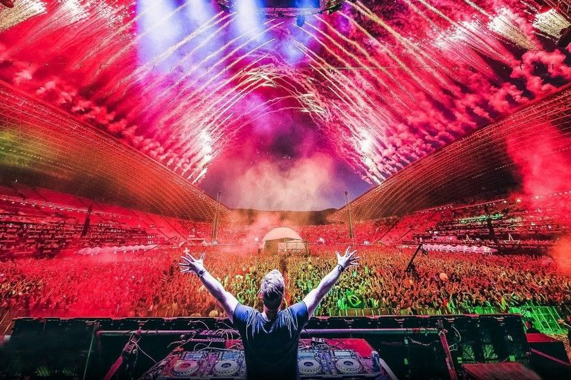 Hardwell Ultra Europe 2016