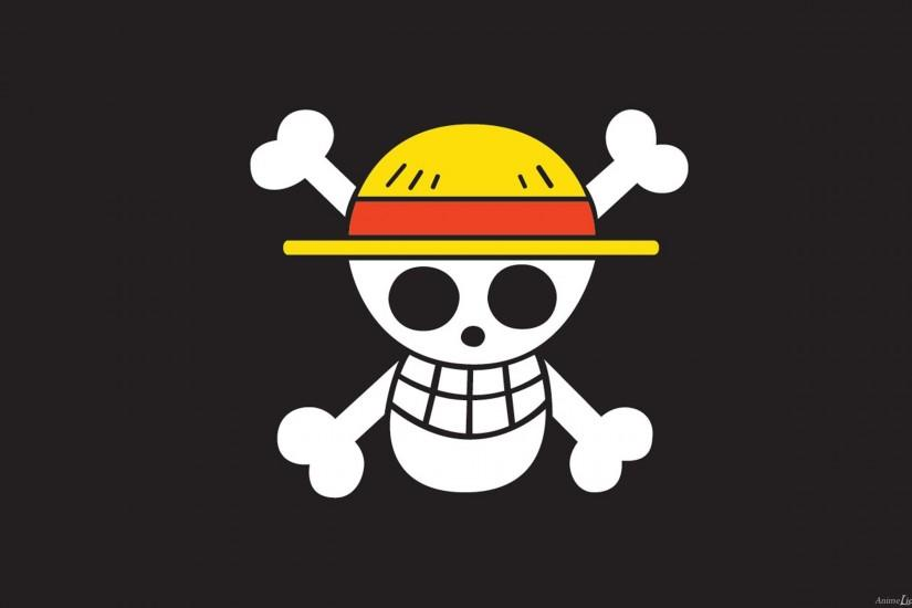 Flag Wallpaper for One Piece Anime 2015