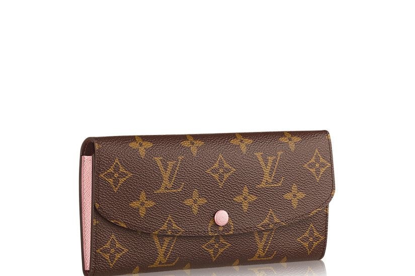 Emilie Wallet Monogram Canvas in WOMEN's SMALL LEATHER GOODS WALLETS  collections by Louis Vuitton