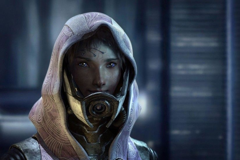 Tali'Zorah vas Neema - Mass Effect Wallpaper #