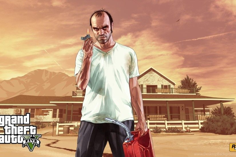 Gallery For Gta 5 Wallpapers Trevor