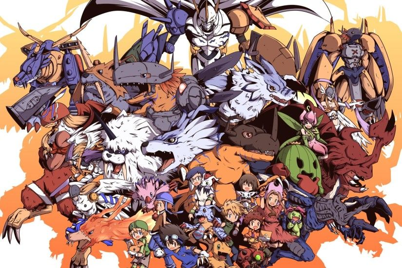 Download Digimon Wallpaper 1280x800 | Wallpoper #