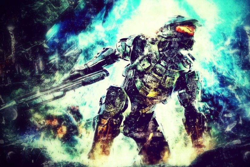 Master Chief HD Wallpaper