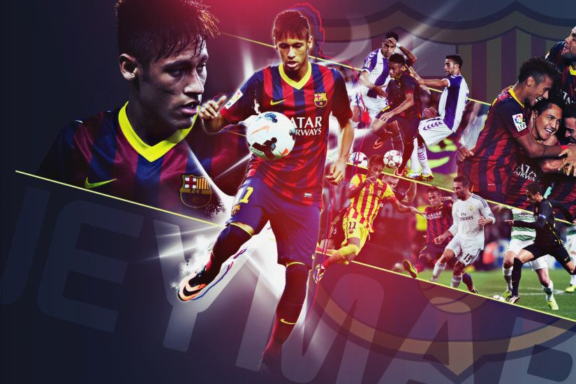 Neymar wallpaper - FC Barcelona #7