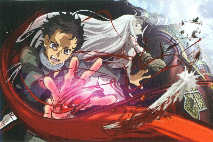 Deadman Wonderland download Deadman Wonderland image