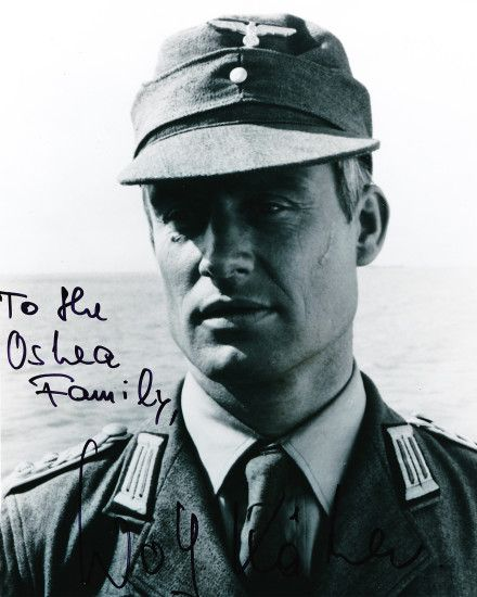 Wolf Kahler (Raiders of the Lost Ark - Colonel Dietrich)