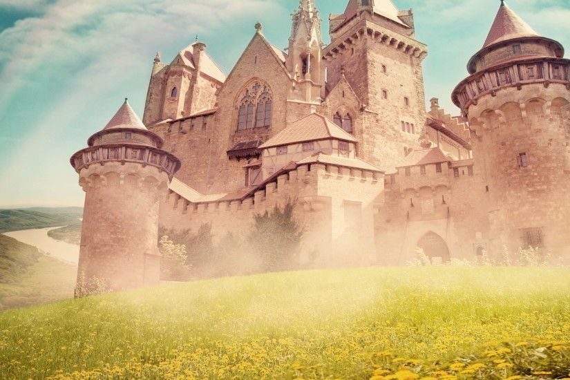 Creative Graphics / Castle Wallpaper