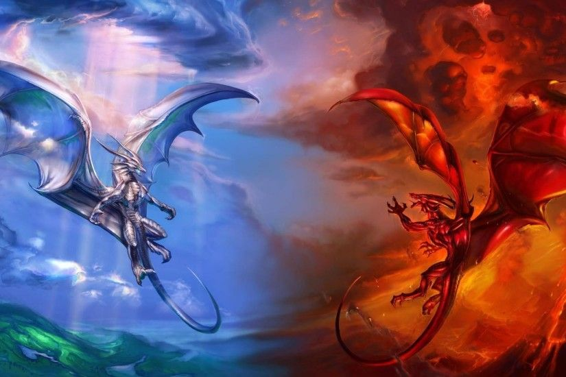 Fire Dragon Wallpapers Wallpaper 1920×1200 Dragon Backgrounds For Desktop  (46 Wallpapers) |